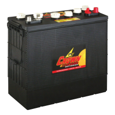 Crown 12V 215Ah Battery -  CR-215-215AH/12V