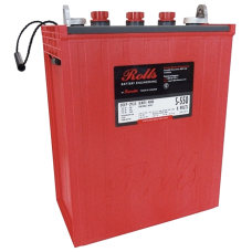 Rolls Solar 2V 1869Ah Flooded Battery S-1860