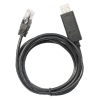 Optional USB communications cable for Waterproof Tracer BP Charge Controllers