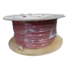 6mm Solar Cable - 500m Reel Red - Double Insulated UV Protected - Surplus Stock