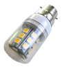 230V LED 7W light bulb - Bayonet Warm White CREE