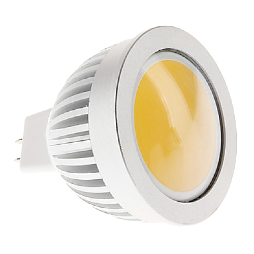 12v led 5w spot light mr16 bright white cree. Black Bedroom Furniture Sets. Home Design Ideas