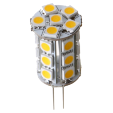 12V LED 4.5W 360° light G4 Warm White SMD CREE