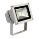 10W LED flood light - 230V AC - 1000 Lumens - Fully Waterproof
