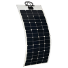24v 600W complete solar kit with flexible solar panels, MPPT controller, cables and connector