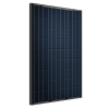 210W Scheuten All Black Used Solar Panel - P6-54 Bargain Price £85