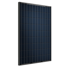 12V 210W complete solar kit with All Black used panel, MPPT controller and mountings