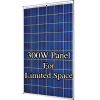 300W Q Cells Mono Solar Panel - New A Grade Stock - German Made - MCS - 60 cell (same physical size as a 250W)