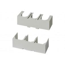3 Pole Shroud Top & Bottom (boxed pair) for NH1 disconnect