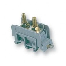 Solar PV junction block with M6 stud terminals