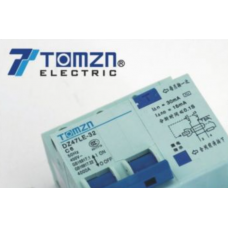 6A AC RCBO 2P DIN Mount Breaker 230V Over current and Leakage protection
