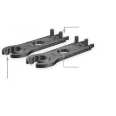 MC4 Plastic spanners - for Staubli MC4 PV Connectors, Pair