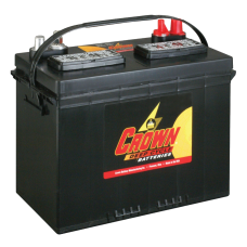 Crown 12V 105Ah Battery -  27DC105-105AH/12V