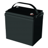 6v AGM 224Ah Deep Cycle Sealed Battery - T105 Equivalent