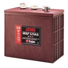 6v Trojan battery J250G 235ah Flooded Deep Cycle