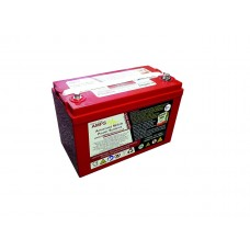 12V Sterling Power AMPS Lithium Battery 100Ah LiFePO4 - 5yr warranty
