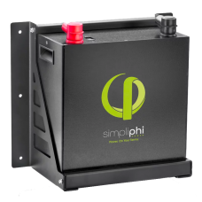 SimpliPhi Lithium Ferro Phosphate LFP 3.8Kwhr 60Ah 48V PHI 3.8 - Drop in replacement works with all controllers and inverters