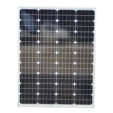 12V kit with 150W Mono Solar panel, battery to battery relay and 85AH sealed Battery