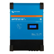 Victron SmartSolar MPPT RS 450V, 100A, 2 X Independent MPPT Charge controller, built in display