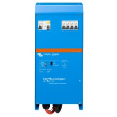 Victron Easy Plus 1600VA, 12V Inverter with 70A AC Charger - 1.3kW compact dimensions with built in AC breakers