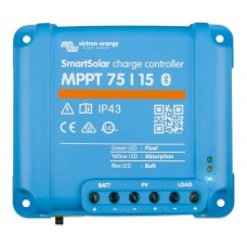 15A Victron MPPT SmartSolar 75-15 - 75VOC PV Charge controller