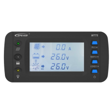 Optional MT75 Combined meter for EPEver MPPTs & Inverters - Tracer XTRA AN BN IPower SHI