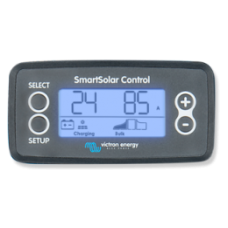 Optional Victron MPPT SmartSolar Display Meter - Returned Stock Sale