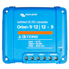 Victron Orion 12v to 12v 9A 110W DC-DC converter isolated 12--12-9A(110W)