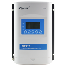 30A 12V-24V MPPT charge Controller - EPever XTRA 3215N - 150VOC PV - LCD Meter
