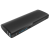 13000mAh Powerbank Charger 2 USB Ports - Charge up from our portable solar panels