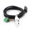 Optional USB communications cable for Tracer DuoRacer Charge Controllers