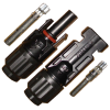 Amphenol Helios H4 - 45A MC4 Connectors - Pair - suitable for 6mm solar cable