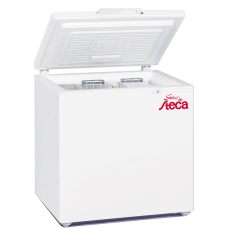 Steca 12V--24V Solar Fridge--Freezer PF166-H - A+++ Energy Efficiency 166 litres - runs from only 80w solar system