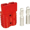 Anderson 350A Red Connector with 50mm terminals - quick cable connect & disconnect