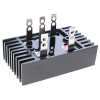 3 Phase Bridge Rectifier 100A for DC charging from Wind Turbine or PMA PMG upto 1200V