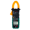 Digital Clampmeter AC/DC with bag and leads - Measure Amps going through your DC cables.
