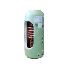 200L Vented Twin Coil Cylinder