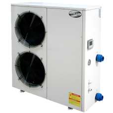 28Kw Swimming Pool Heat Pump - uses 5.8Kw of power - for 130,000 Litre Pools