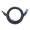 Premade MC4 6mm Solar Cable 5 meter - (Cut in half to make two MC4 to bare wire cables when used in our kits) 5M length