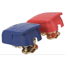 Quick Release Battery Terminal Clamps - Pair