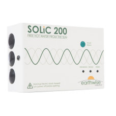 Solar Immersion Controller SOLiC 200 free hot water from your excess solar