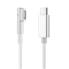 Macbook Magsafe 1 Charging Cable from USB-C PD can use with 12V adaptor for 12V Macbook Charging - Magsafe 1