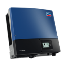 15kW SMA Sunny TriPower 3 phase Solar Inverter with 2 MPPT inputs and Display