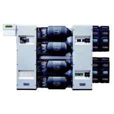 Outback FLEXPower THREE FXR System 9kW 24V - Complete Integrated pre wired System with 3 x FM80
