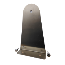 Aluminium BOAT Tilting Solar Panel Mounting Single Bracket - New Cheaper Alternative see info