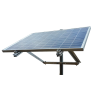 Side of Pole Solar Panel Mount for 100W Vikram Panel