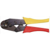 Crimping tool (Ratchet type) for pre-insulated RED, BLUE & YELLOW terminals