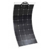 150w Semi-Flexible Monocrystaline Solar Panels - Sunpower E20 cells - Stick down - ETFE Surface