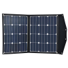 12V 110W portable folding solar panel - built in waterproof charge controller - lightweight, High Performance cells, perfect for Hymer , T5 , Caravans etc