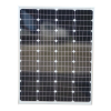 12V 150W Bimble Mono Solar Panel - New A Grade - small size to fit small spaces on vans and boats - suitable for Ctek and PWM controllers